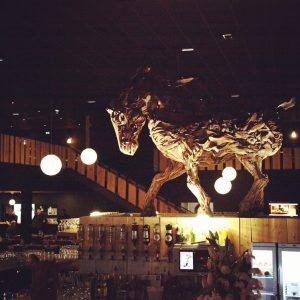le cheval du Tchiz Nancy